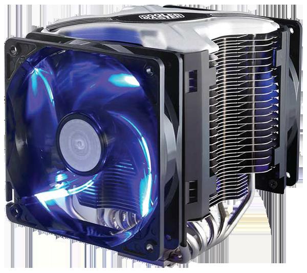 воздушное Охлаждение корпуса компьютера