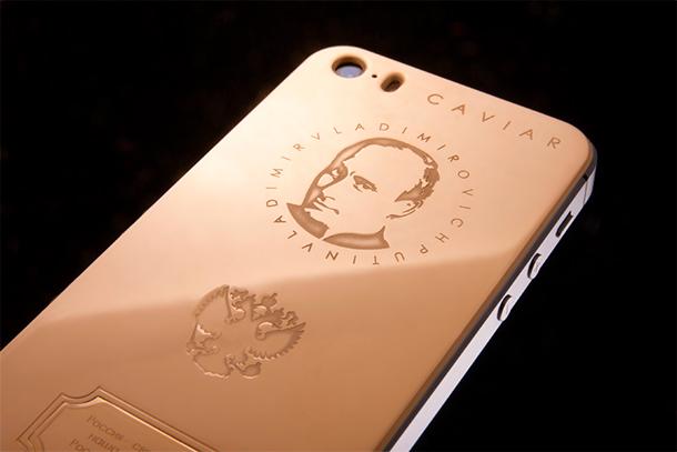 iphone с путиным