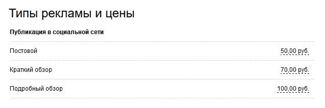 Получение заявок на профиль ВК в Блогуне