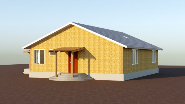 Дома из СИП-панелей в Алматы
